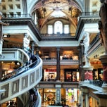 Photo taken at The Forum Shops at Caesars by Rebecca W. on 3/26/2013