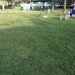 Photo taken at Waterways Dog Park by Maria A. on 3/31/2013