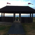 Photo taken at Ocean View Pavillion by Greg on 8/21/2014