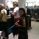 Photo taken at H&M by Christopher T. on 7/4/2013