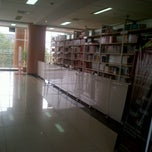 Photo taken at Perpustakaan Daerah by rr.siti y. on 1/8/2013