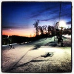 Photo taken at Afton Alps by J G. on 1/6/2013