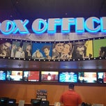 Photo taken at UltraLuxe Anaheim Cinemas at GardenWalk by Shereen R. on 10/9/2012
