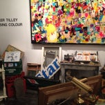 Photo taken at Goodfellas Gallery by Craig S. on 10/6/2013