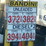 Photo taken at Bandini Truck Stop by Juan H. on 12/26/2013