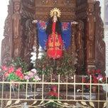 Photo taken at Iglesia Santa Librada by Moisés A. on 11/30/2014
