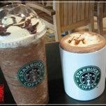 Photo taken at Starbucks by Eliza on 1/5/2013