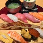 Photo taken at 沼津魚がし鮨 パルシェ6F店 by Tsutomu M. on 1/16/2015