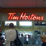 Photo taken at Tim Hortons by James C. on 9/17/2013