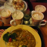 Photo taken at Mr. Brown Coffee 美麗華店 by Latte S. on 2/1/2014