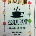 Photo taken at La Taza De Oro by Cristian on 1/3/2013