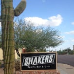 Photo taken at Shakers Sports Bar And Grill by Rich H. on 11/17/2013