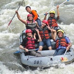 Photo taken at Kasembon Rafting by Adhe R. on 5/20/2013