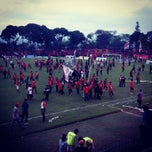 Photo taken at Stadion Bhumi Phala Temanggung by PasoepatiNet on 5/10/2014