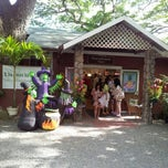 Photo taken at Tropical Farms (Macadamia Nut Outlet) by Asami N. on 10/24/2012