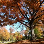 Photo taken at Tyler Park by Angela T. on 10/21/2012