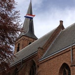 Photo taken at Dorpskerk by Scott H. on 4/30/2013