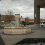 Photo taken at The Shoppes at River Crossing by Jeffrey F. on 11/7/2012