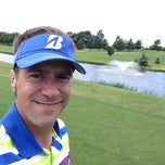 Photo taken at Briarwood Golf Course by Jarrod on 6/14/2014
