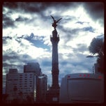 Photo taken at Monumento a la Independencia by Monserrat M. on 7/6/2013