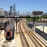 Photo taken at 18th Street Bridge by Esteban G. on 7/11/2013