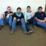 Photo taken at OC Band Room by Garrett S. on 3/15/2013