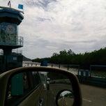 Photo taken at Baan Pakgasri Hideaway Bungallows by โบโบ้~ แ. on 9/6/2014