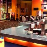 Photo taken at Regal Cinemas Crown Center 14 by Jeff C. on 12/25/2012