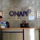 Photo taken at ONAPI by Manuel E. D. on 9/20/2012