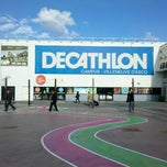 Photo taken at Decathlon Campus by Tibor C. on 11/9/2012