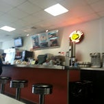 Photo taken at Poppy's Luncheonette by Fred V. on 2/22/2013