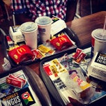 Photo taken at McDonald's by Marcus Vinícius C. on 3/3/2013
