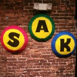 Photo taken at SAK Comedy Lab by Robby G. on 4/27/2013