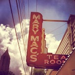 Photo taken at Mary Mac's Tea Room by Stephanie M. on 6/29/2013