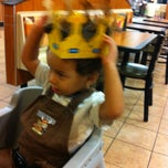 Photo taken at Burger King by Christina M. on 9/20/2012