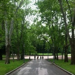 Photo taken at Parco Ducale Parma by Paolo G. on 5/16/2013
