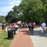 Photo taken at People's Park by Greg P. on 8/20/2013
