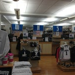 Photo taken at University Store by Brian on 1/23/2013