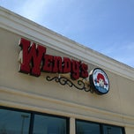Photo taken at Wendy's by Johnny G. on 4/3/2013