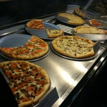 Photo taken at Mario's Gourmet Hand Tossed Pizza by Buzz G. on 1/11/2014