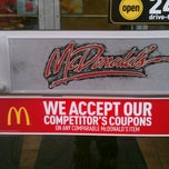 Photo taken at McDonald's by Sylvia W. on 12/7/2012