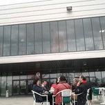 Photo taken at Sportska dvorana Varaždin by Tea H. on 4/12/2013