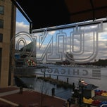 Photo taken at Uno Pizzeria & Grill - Baltimore by Calvin A. on 11/24/2012