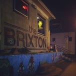 Photo taken at The Brixton by Adrianna O. on 11/20/2012