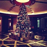 Photo taken at Mandarin Oriental, Washington DC by Rob C. on 12/26/2012