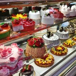 Photo taken at Paradise Pastry by Tatiana B. on 4/9/2013