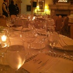 Photo taken at The Georgian Room At The Cloister by Melissa D. on 11/8/2012