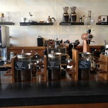 Photo taken at Four Barrel Coffee by Joshua L. on 4/23/2013