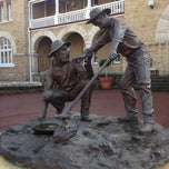 Photo taken at The Perth Mint by Todd G. on 6/24/2013