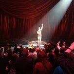 Photo taken at CRISS ANGEL Believe by Brittney R. on 2/20/2013